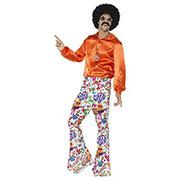 60s & 70s Hippies & Disco