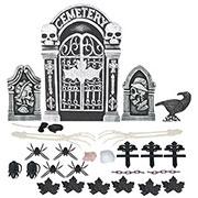 Graveyard & Tombstones