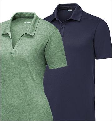 Short Sleeve Polos