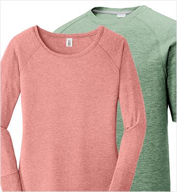 Tri-Blend T-shirts