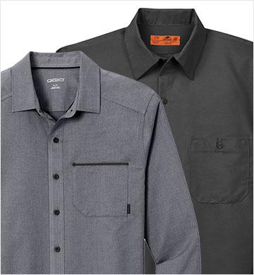 Twill Woven Shirts
