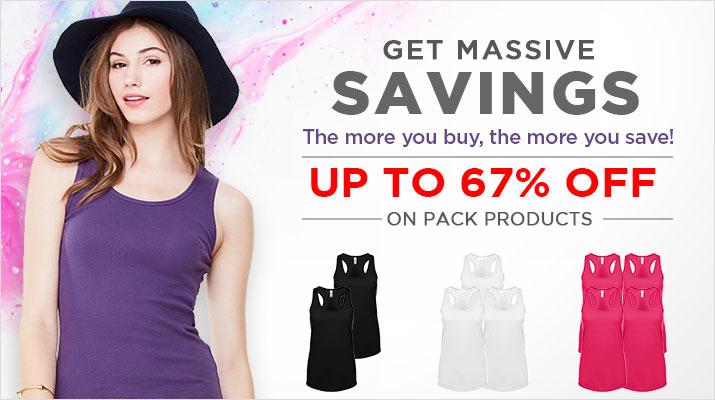 Get Massive Savings
