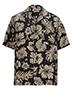 Edwards 1036 Men Tropical Hibiscus Camp Shirt