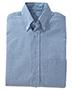 Edwards 1077 Men Button-Down Collar Oxford Dress Shirt