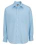Edwards 1160 Men Long-Sleeve Broadcloth Shirt
