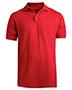 Edwards 1505 Men Pique Polo Short-Sleeve With Pocket