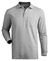Edwards 1525 Men Soft Touch Blended Long Pique Polo