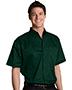 Edwards 1740 Men Big & Tall Left Chest Pocket Short-Sleeve Twill Shirt