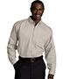 Edwards 1750 Men Big & Tall Long-Sleeve Twill Shirt