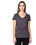 Threadfast Apparel 200RV Ladies 4.8 oz Ultimate V-Neck T-Shirt