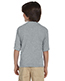 Jerzees 21B Boys 5.3 Oz. 100% Polyester Sport With Moisture Wicking T-Shirt