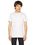 Custom Embroidered American Apparel 2201W Youth 4.3 oz. Fine Jersey Short-Sleeve T-Shirt