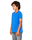 Bella + Canvas 3001Y Boys Jersey Short-Sleeve T-Shirt