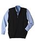 Edwards 302 Unisex Full-Zip Two Pocket Cardigan Sweater Vest