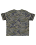 Rabbit Skins 3037 Toddler 4.5 oz Football T-Shirt