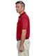 Ashworth 3047 Men Performance Interlock Print Polo