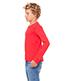 Bella + Canvas 3501Y Boys Jersey Long-Sleeve T-Shirt