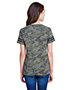 LAT 3537 Ladies 4.5 oz Football T-Shirt