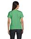 Lat 3580 Women Ringspun Crew Neck T-Shirt