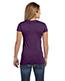 Lat 3607 Women Fine Jersey Longer Length T-Shirt