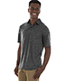 Charles River Apparel 3814 Mens Space Dye Polo Shirt