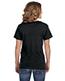 Anvil 392A Women Ringspun Featherweight V-Neck T-Shirt