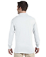 Jerzees 437ML Men 5.6 Oz. 50/50 Long-Sleeve Jersey Polo With Spotshield