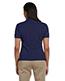 Jerzees 440W Women 6.5 oz. Ringspun Cotton Pique Polo