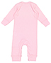 Rabbit Skins 4412 Infant 5.0 oz Baby Rib Coverall