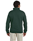 Jerzees 4528 Men 9.5 Oz. 50/50 Super Sweats Nublend Fleece Quarter-Zip Pullover