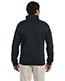 Jerzees 4528 Men 9.5 Oz. 50/50 Super Sweats Nublend Fleece Quarter-Zip Pullover