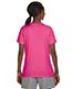 Hanes 483V Women 4 Oz. Cool Dri V-Neck T-Shirt