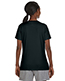 Hanes 483V Women 4 Oz. Cool Dri V-Neck T-Shirt