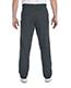 Jerzees 4850P Men 9.5 Oz. 50/50 Super Sweats Nublend Fleece Pocketed Sweatpants