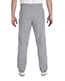 Jerzees 4850P Men 9.5 Oz. 50/50 Super Sweats Nublend Fleece Pocketed Sweatpants