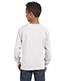 Fruit Of The Loom 4930B Boys 5 Oz. 100% Heavy Cotton Hd Long-Sleeve T-Shirt