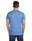 Hanes 498V Men 4.5 Oz. 100% Ringspun Cotton Nano-T V-Neck T-Shirt