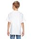 Hanes 498Y Boys 4.5 Oz. 100% Ringspun Cotton Nano-T  T-Shirt