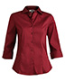 Edwards 5033 Women Tailored 42433 Sleeve Stretch Collar Blouse