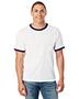 Custom Embroidered Alternative Apparel 5103BP Men 4.4 oz. Keeper Ringer T-Shirt