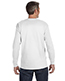 Hanes 5586 Men 6.1 Oz. Tagless Comfort Soft Long-Sleeve T-Shirt