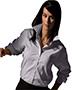 Edwards 5975 Women Long-Sleeve Pinpoint Oxford Shirt