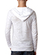 Next Level 6521 Women The Burnout Hoody