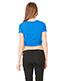 Bella + Canvas 6681 Women Poly/Cotton Crop T-Shirt
