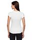 Anvil 6750VL Women Tri-Blend V-Neck T-Shirt