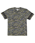 LAT 6937 Men 4.5 oz Football T-Shirt