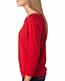 Next Level 6951 Women The Terry Raw-Edge 3/4-Sleeve Raglan