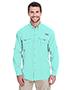 Custom Embroidered Columbia 7048 Men 3 oz Bahama II Long-Sleeve Shirt