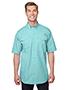 Custom Embroidered Columbia 7130 Men 3.8 oz Bonehead Short-Sleeve Shirt
