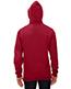 Anvil 71500 Adult Men Pullover Hooded Fleece